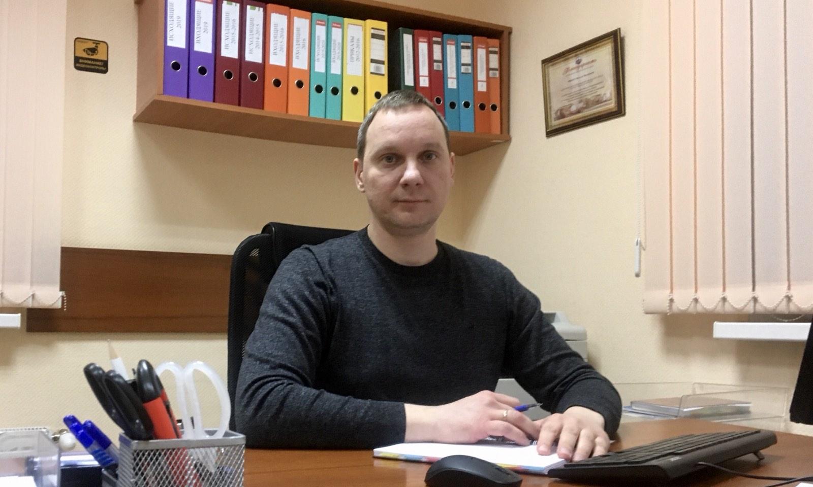 Рябцев Виталий Михайлович