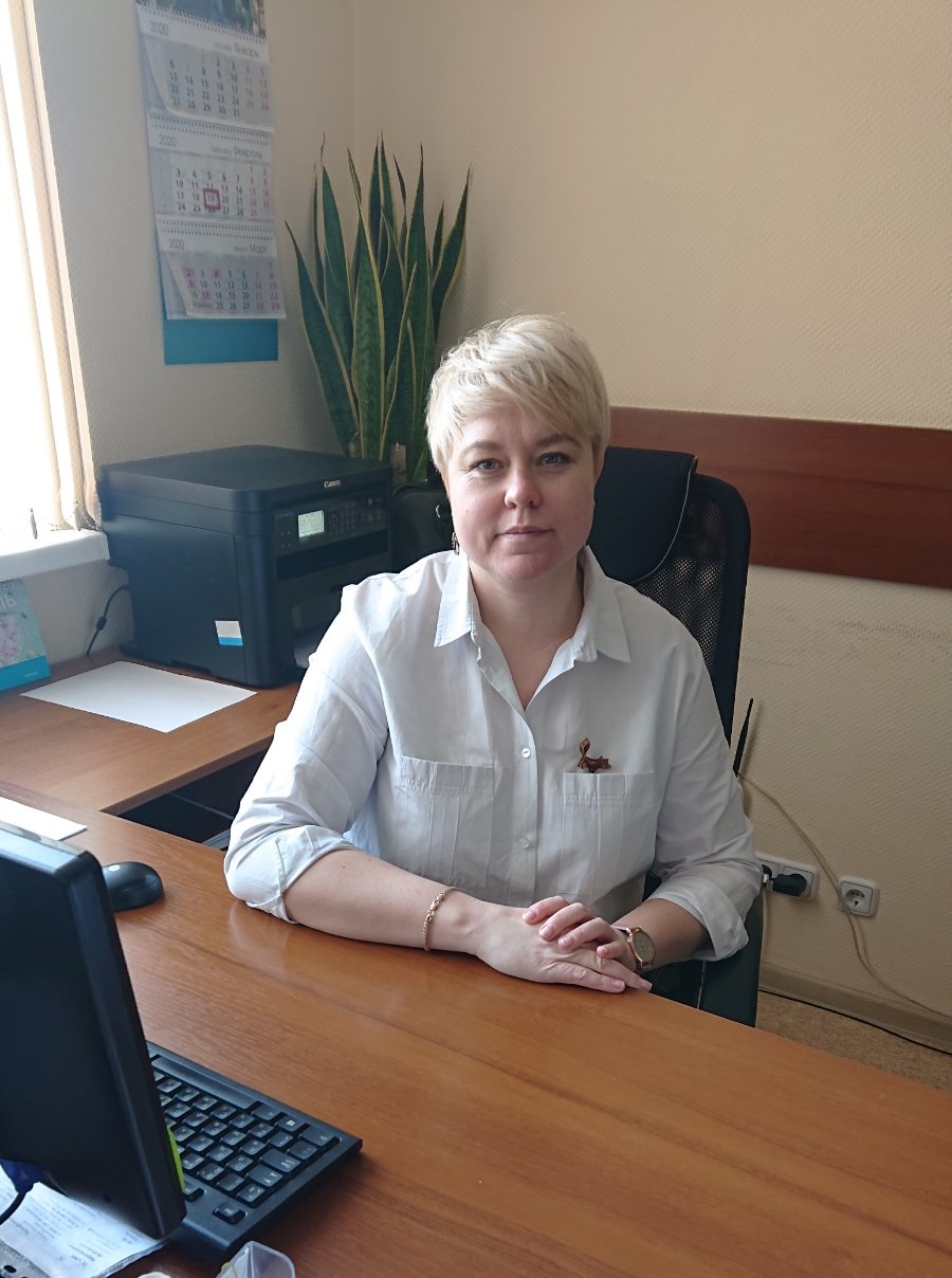 Гришанович Елена Валентиновна